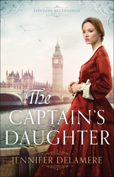 book cover The Captain's Daughter