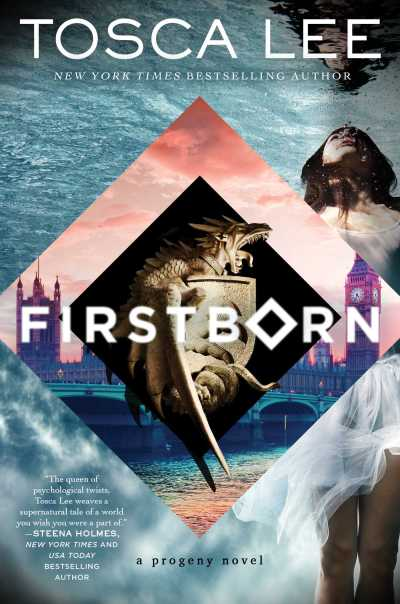 book cover Firstborn