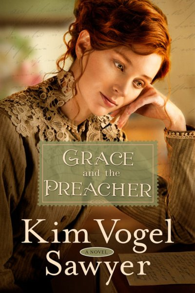 book cover Grace