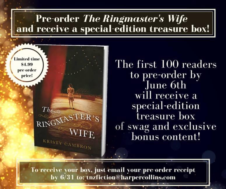 Ringmasters Wife extra