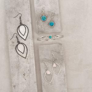 ToH earrings